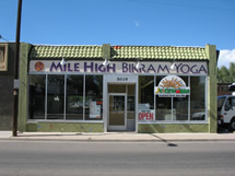 Mile High Bikram Yoga