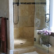 Bathroom Tile Installations
