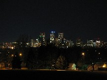 New view of downtown Denver
