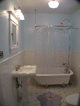Cowles bathroom renovation