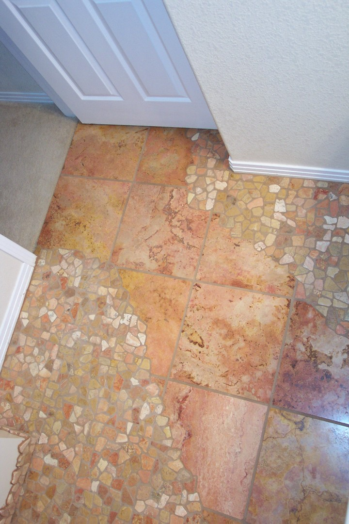 Earth And Wood Creations: Bathroom Tile Photo Gallery