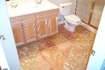 Goodman bathroom tile