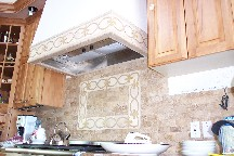 Kuiper kitchen backsplash tile