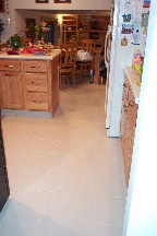 Rohling kitchen tile